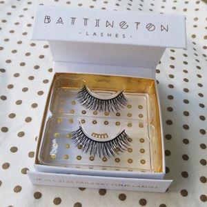 BATTINGTON False Silk Lashes Monroe 3D